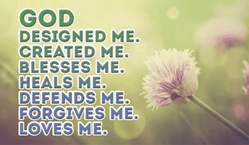 God Designed Me