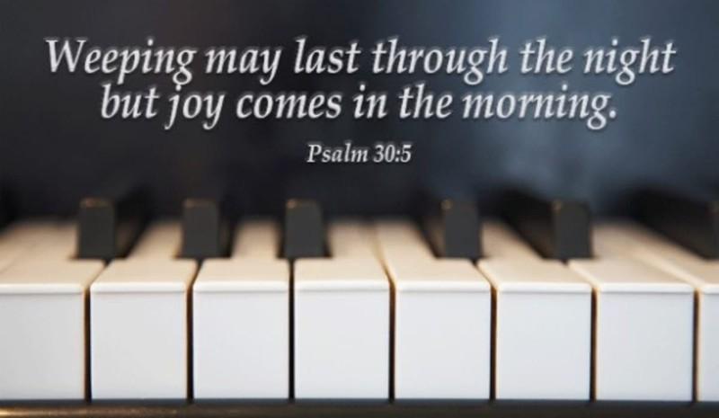 Joy Will Come!