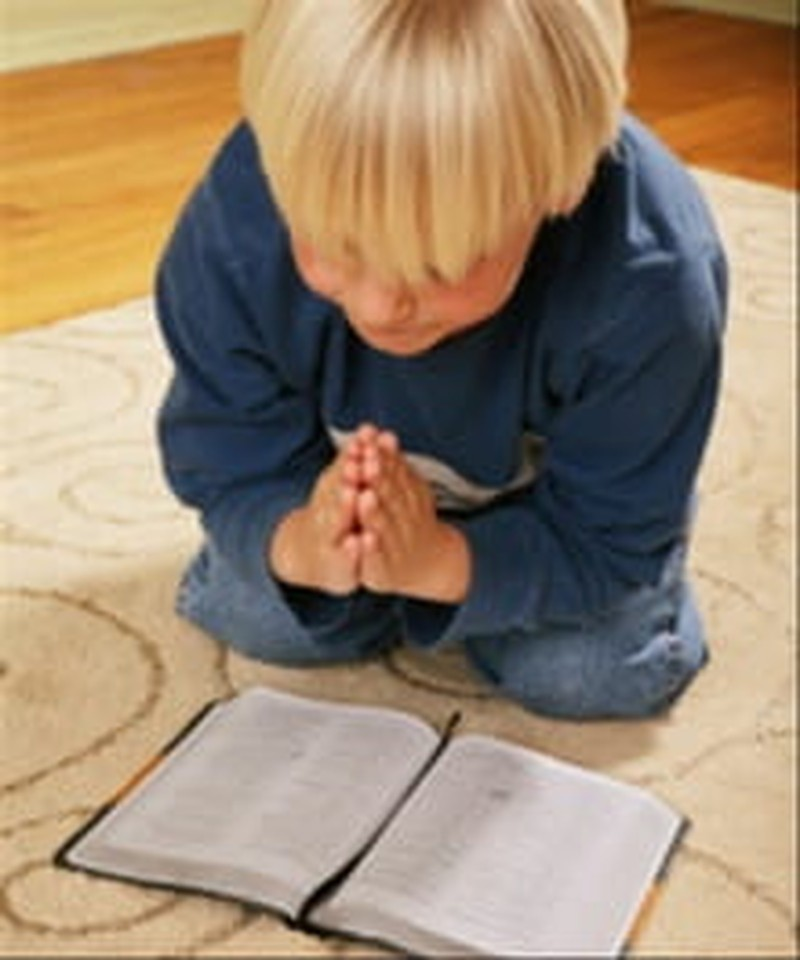 The Secrets of Griping, Panicking and Asking Prayers