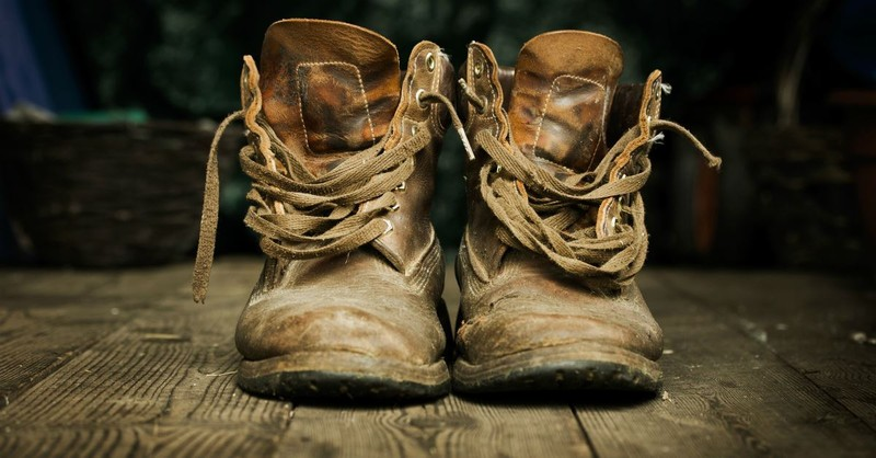 5 Truths a Man's Boots Reveal about His Heart