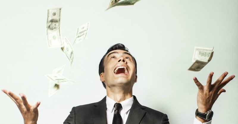 10 Signs You Love Money