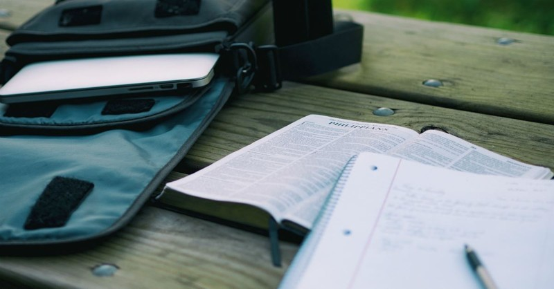 Why Writing Scripture Is Vital to Bible Study