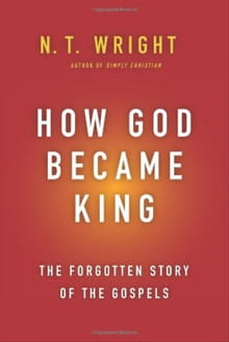 """N.T. Wright: """"Have We Gotten Heaven All Wrong?"""""""