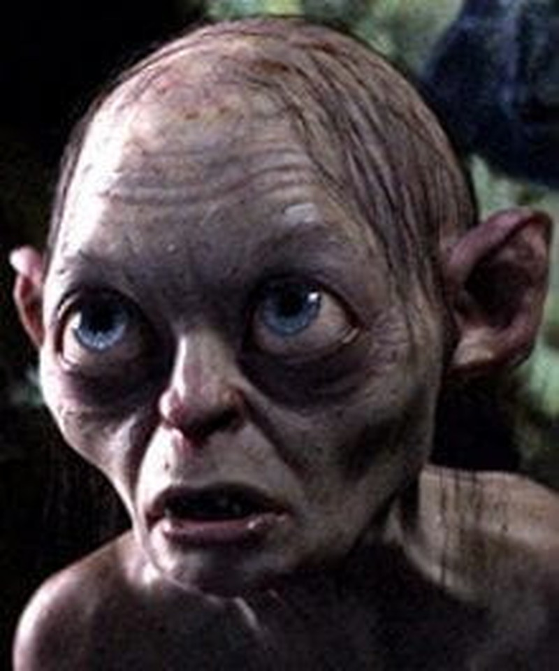 Vessels of Mercy: God, Grace, and Gollum