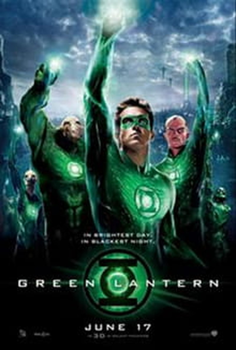 <i>Green Lantern</i> Lights Up to Entertain