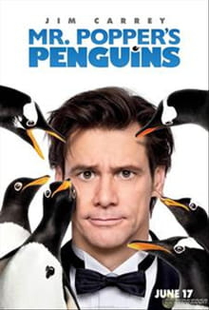 <i>Mr. Popper's Penguins</i> Almost Worth Flipping For