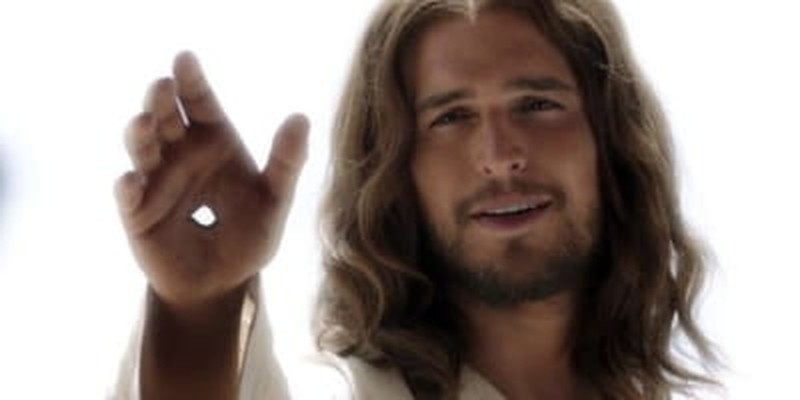Occasional Moments of Inspiration Mark Solid <i>Son of God</i>