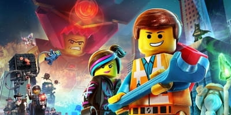 Everything Stacks Up Superbly in <i>The Lego Movie</i>