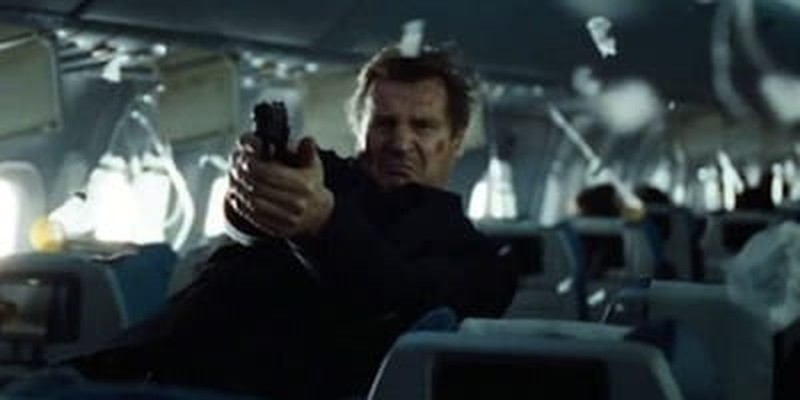 Newest Neeson Movie is <i>Non-Stop</i> Excitement