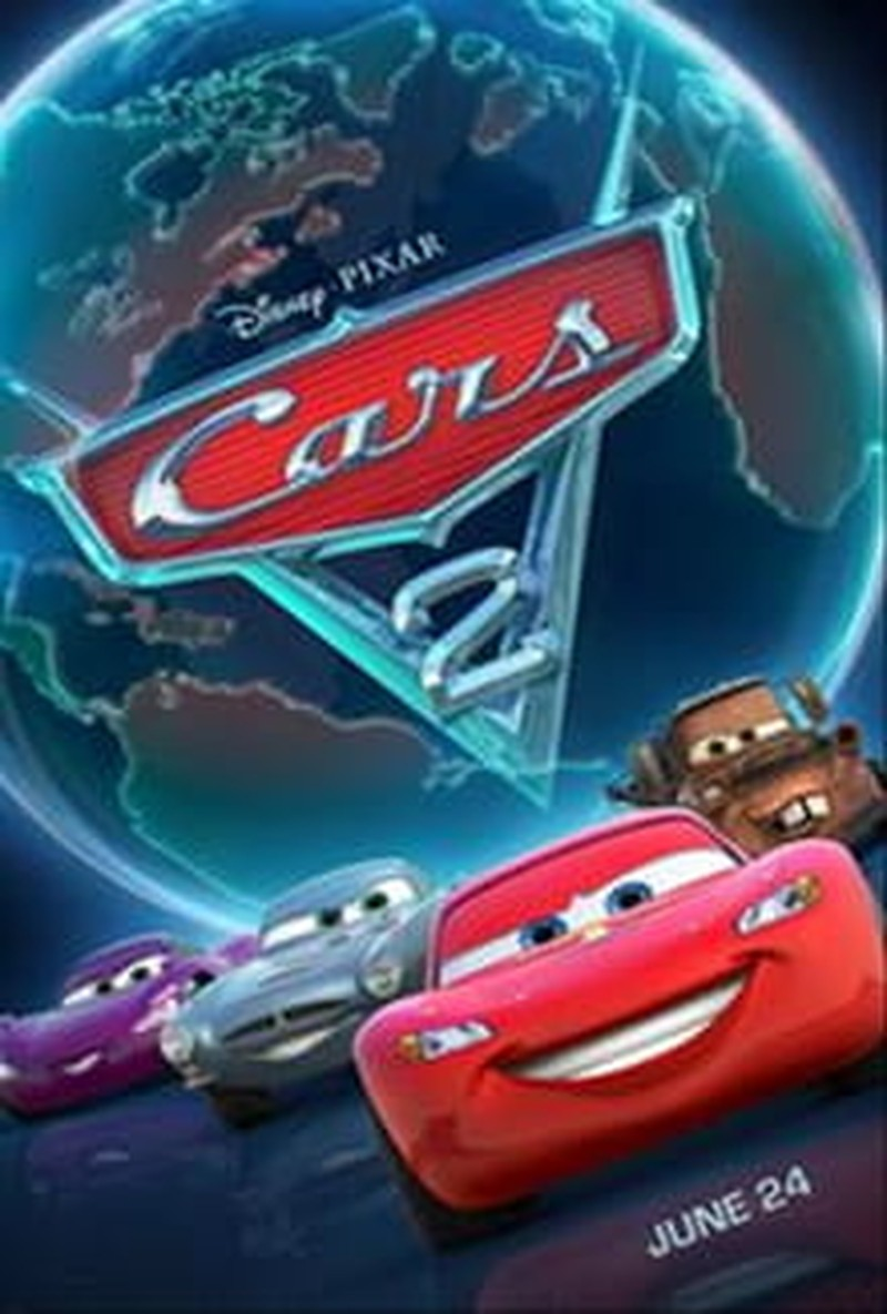 <i>Cars 2</i> Kicks the Action into Overdrive