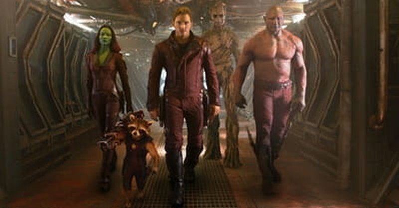 <i>Guardians of the Galaxy</i> Video Movie Review