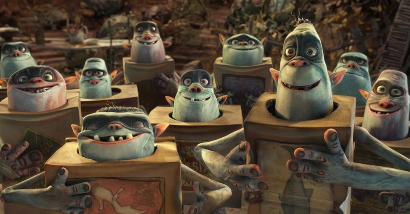 <i>The Boxtrolls</i> Video Movie Review