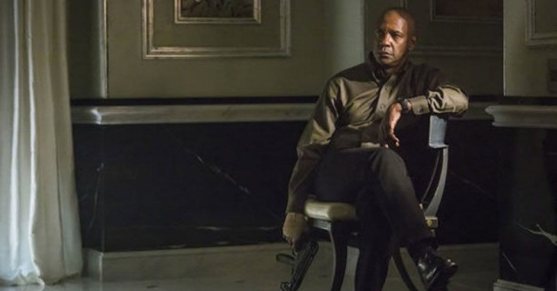 <i>The Equalizer</i>: Not Enough Good to Equalize the Brutality, Language