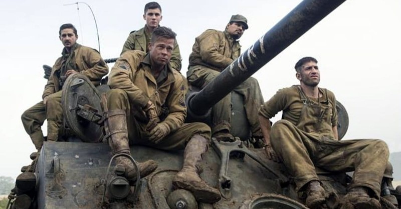 Acts of Valor Stir Mixed Emotions in <i>Fury</i>
