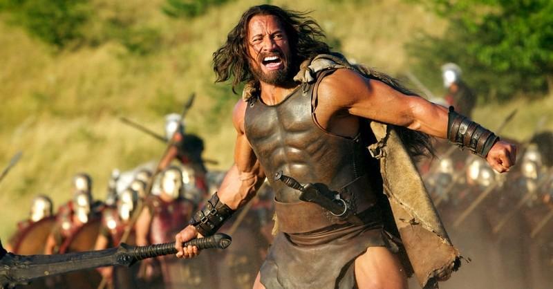 <i>Hercules</i> Flexes Some Muscle