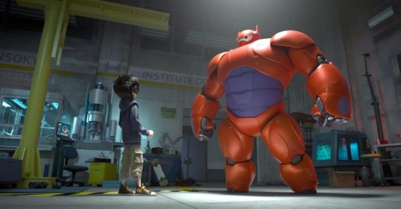 <i>Big Hero 6</i> Video Movie Review
