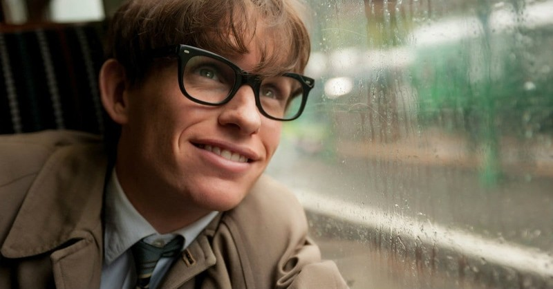 <i>The Theory of Everything</i> Video Movie Review