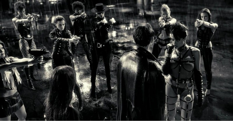Second Chapter of <i>Sin City</i> is Still All Style and Little Substance