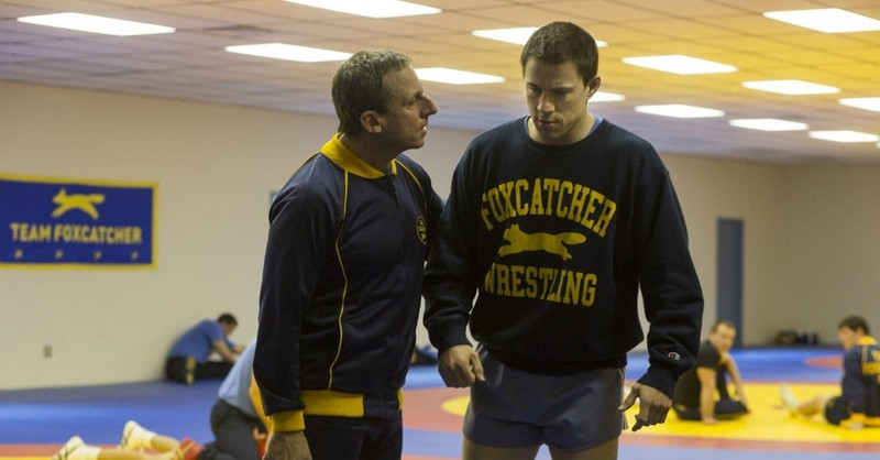 Impressive Carell Sheds His Comedic Skin for <i>Foxcatcher</i>