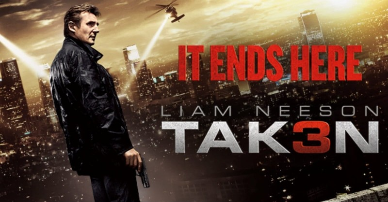 <i>Taken 3</i> is a So-So Ending to a Ho-Hum Franchise