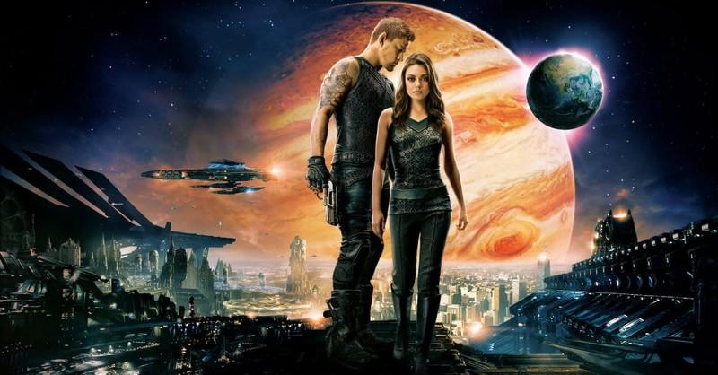 <i>Jupiter Ascending</i> Video Movie Review