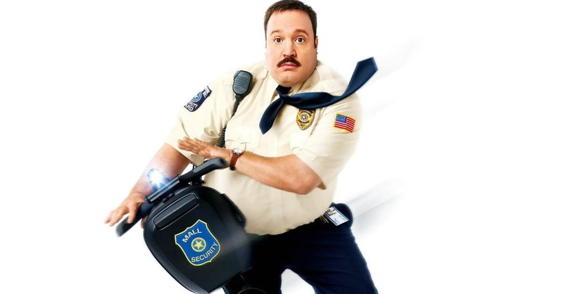 Lightweight and Disposable, <i>Paul Blart</i> Sequel Funny Nonetheless