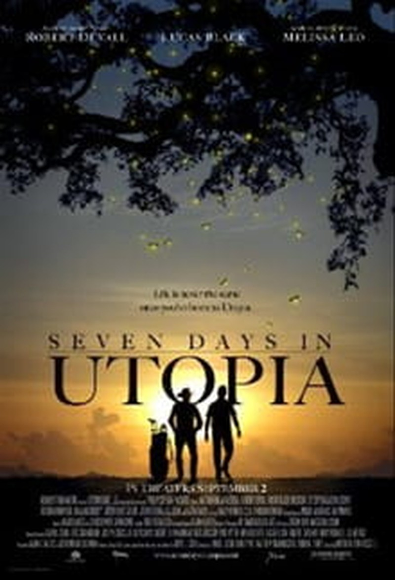 Golf and Life Lessons Learned in <i>Utopia</i>