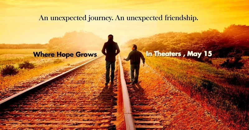 It's No Real Surprise <i>Where Hope Grows</i>