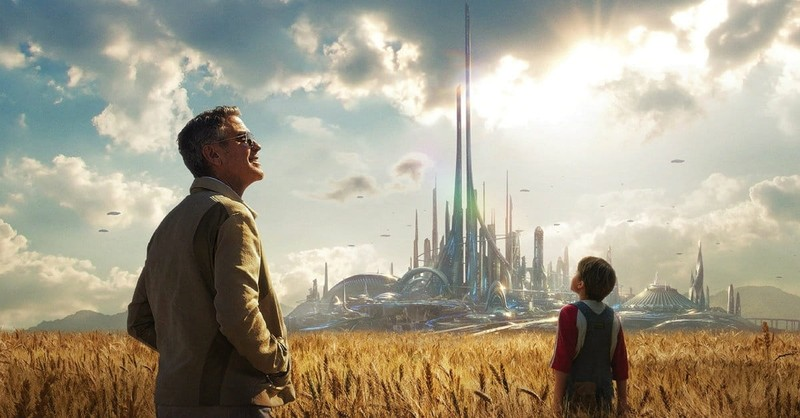 Incredibly, Disney & Brad Bird Fail to Imbue <i>Tomorrowland</i> with Imagination, Inspiration