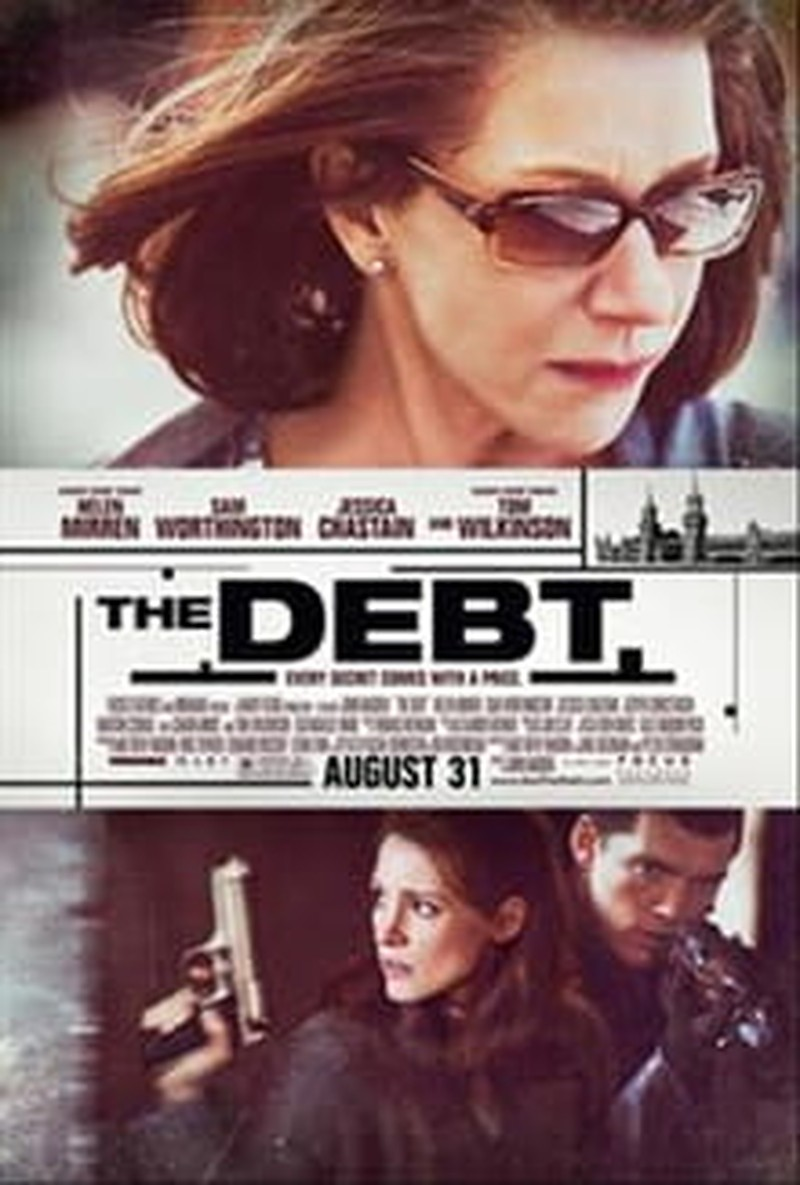 <i>The Debt</i> Has Plenty of Payoff