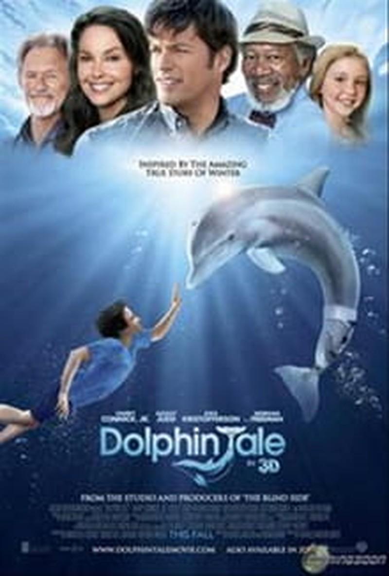 <i>Dolphin Tale</i> Told Swimmingly