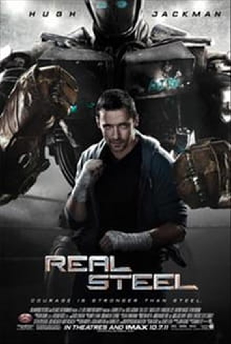 <i>Real Steel</i> Packs a Surprisingly Good Punch