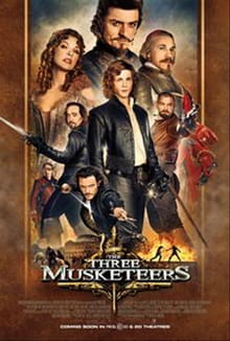 <i>Three Musketeers</i> Doesn't Have Much Fight