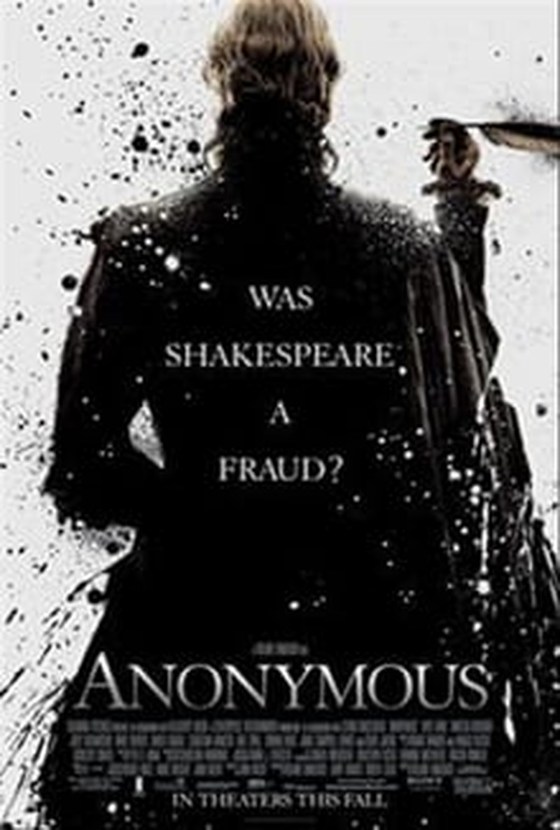 <i>Anonymous</i> Just Another Historic Mishmash