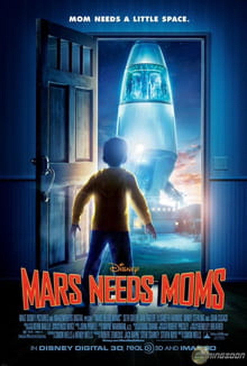 <i>Mars Needs Moms</i> and Some Love