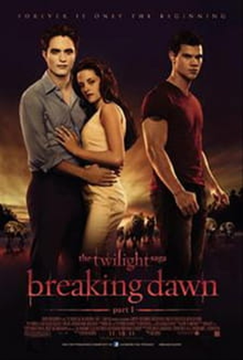 Twilight Dims with <i>Breaking Dawn – Part 1</i>