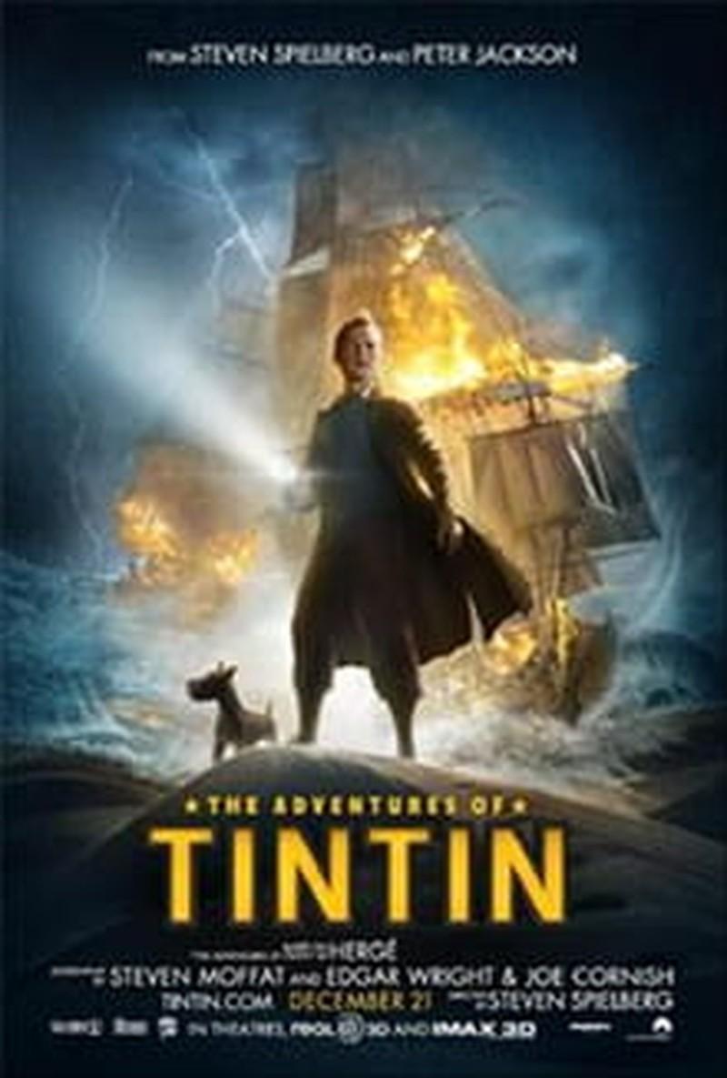 <i>Tintin</i> Cements Spielberg's Reputation