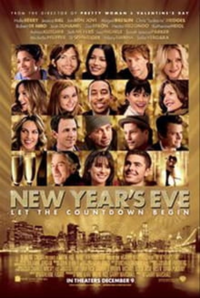 Year Ends with a Thud in <i>New Year's Eve</i>