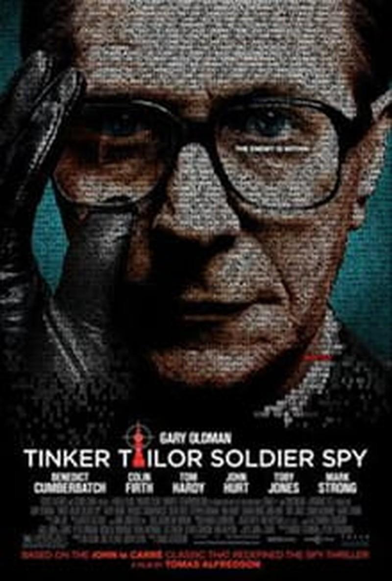 <i>Tinker, Tailor, Soldier, Spy</i> Moves Slowly