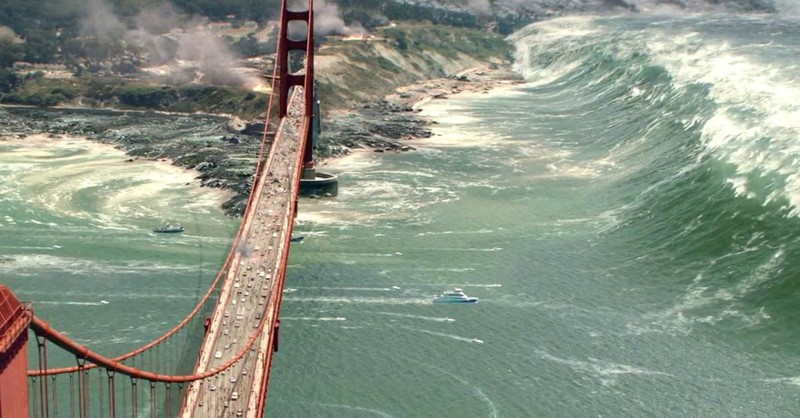 There's More Than One Fault in <i>San Andreas</i>