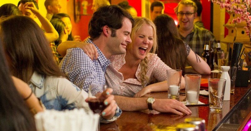 A Star is Born in the Middle of a <i>Trainwreck</i>