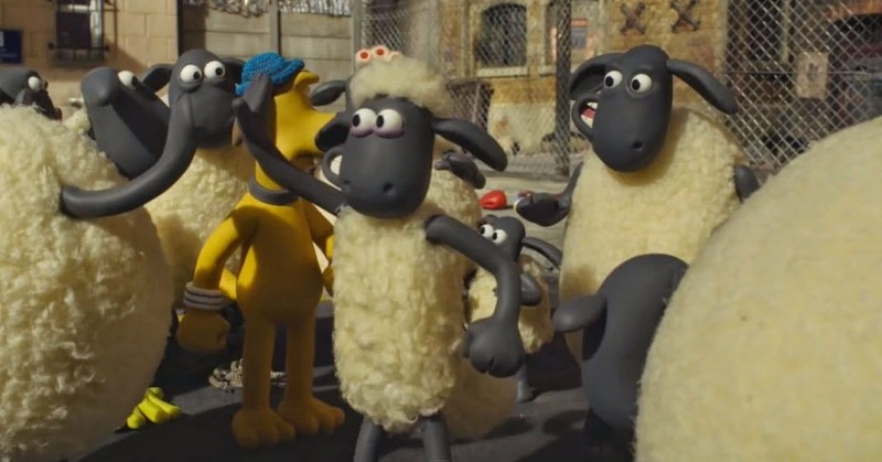 Shepherd Your Flock and Go See <i>Shaun the Sheep</i>