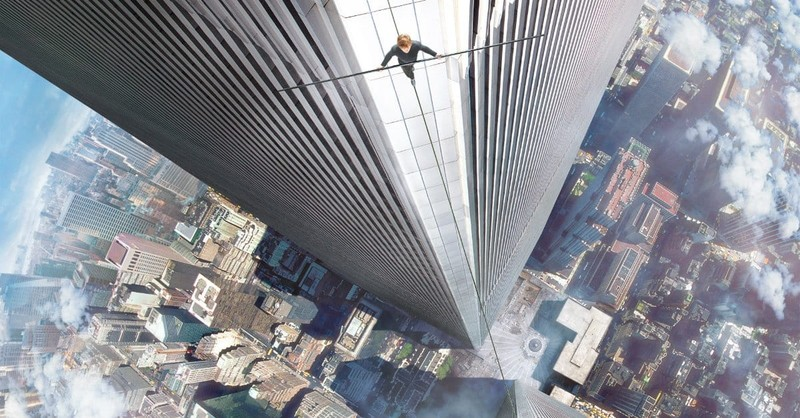 Vertigo-Inducing <i>The Walk</i> Nonetheless One of the Most Beautiful Films Ever