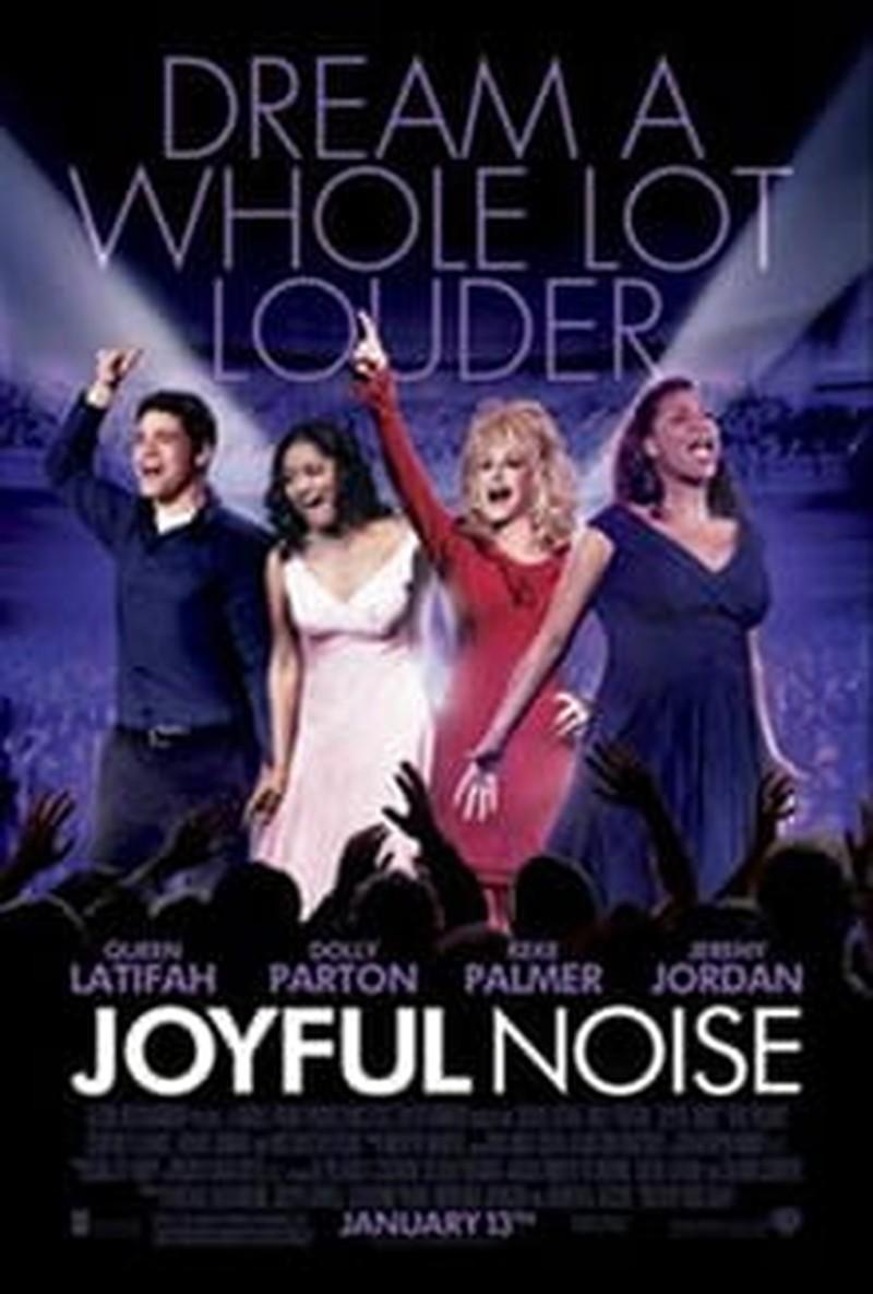 Sound the Gong for <i>Joyful Noise</i>