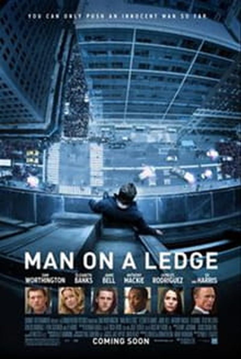 Don't Fall for <i>Man on a Ledge</i>