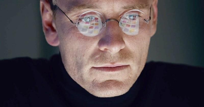 Sorkin's Script Gives <i>Steve Jobs</i> Its Byte