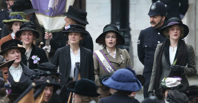 Steely <i>Suffragette</i> Wins with Powerful Performances