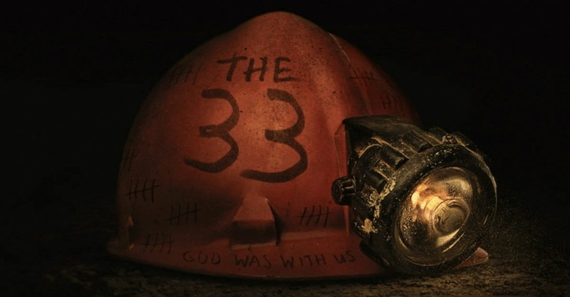 <i>The 33</i> is a TV Movie of the Week, but a Big-Budget Good One