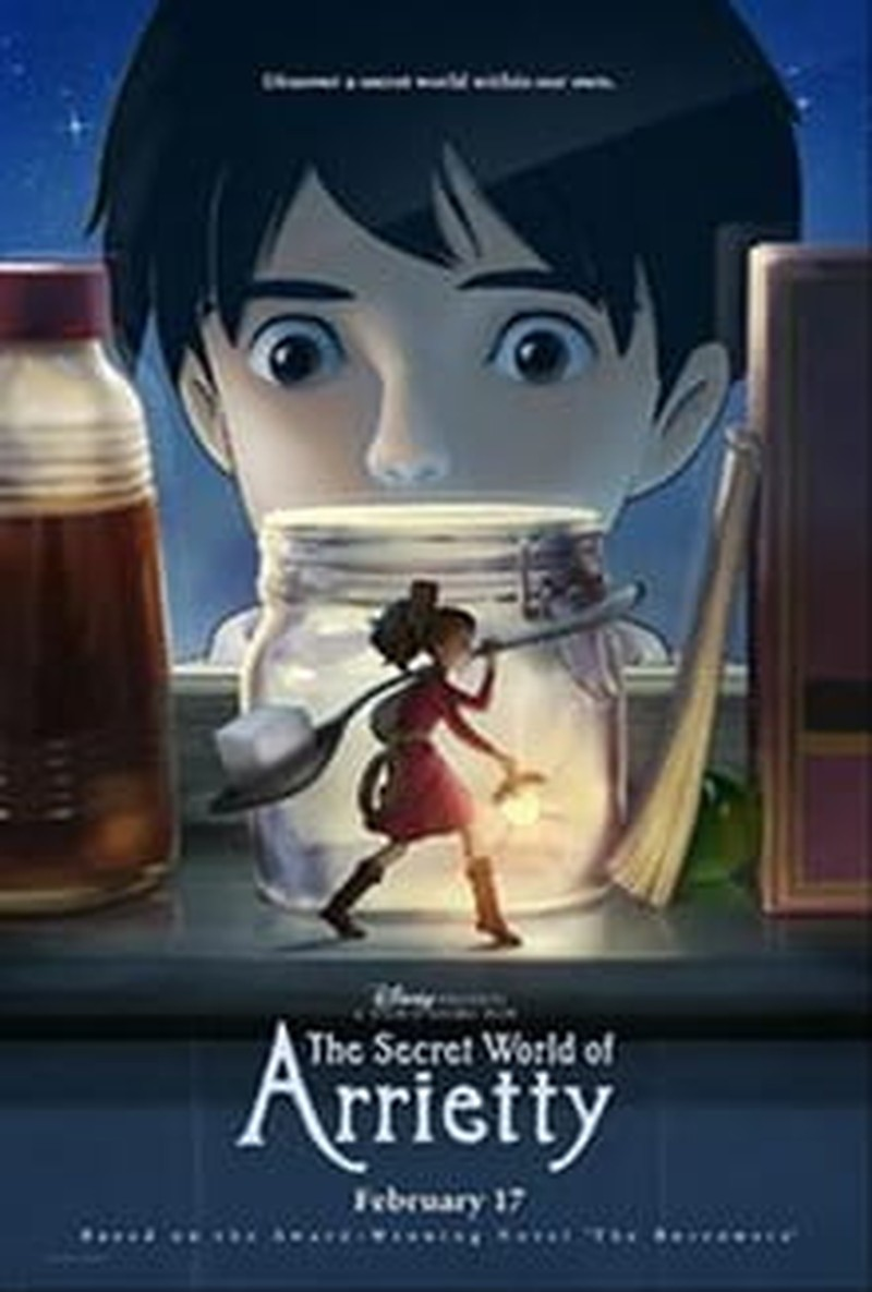 <i>Secret World of Arrietty</i> Is a Small Wonder