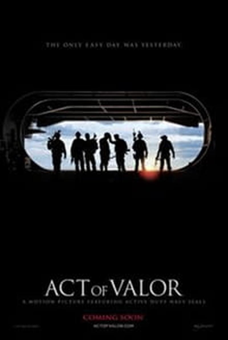 <i>Act of Valor</i> Part of Elite Film Squad